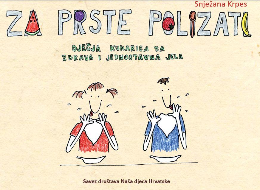 Kuharica, cover